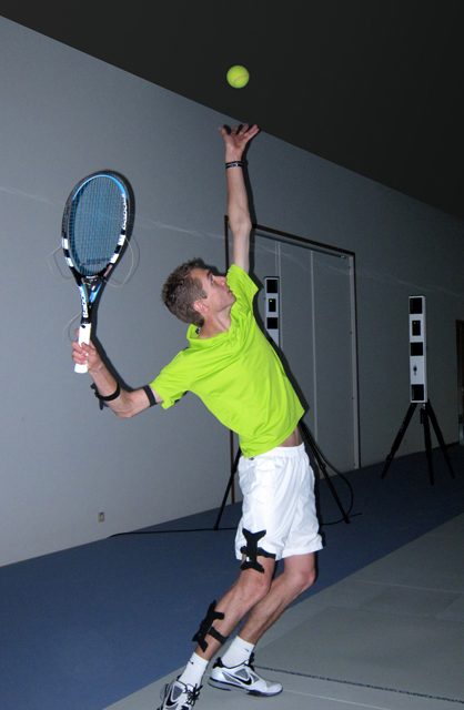 an analysis of the sport tennis Success in tennis requires a mix of player talent, good coaching, appropriate equipment, and an understanding of those aspects of sport science pertinent to the game this paper outlines the role that biomechanics plays in player development from sport science and sport medicine perspectives .