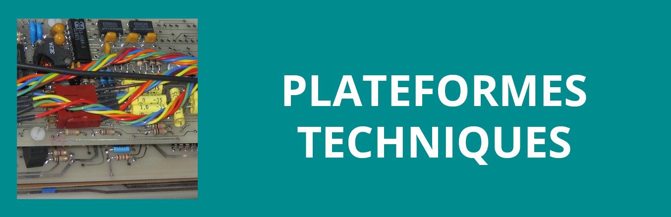 Update plateformes techniques