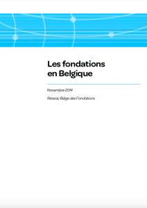 fondations belgique