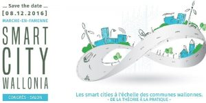 Smart City Wallonia event