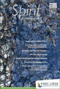 Dossier Smart Cities à lire dans le 32eme numero du magazine Spirit of Management