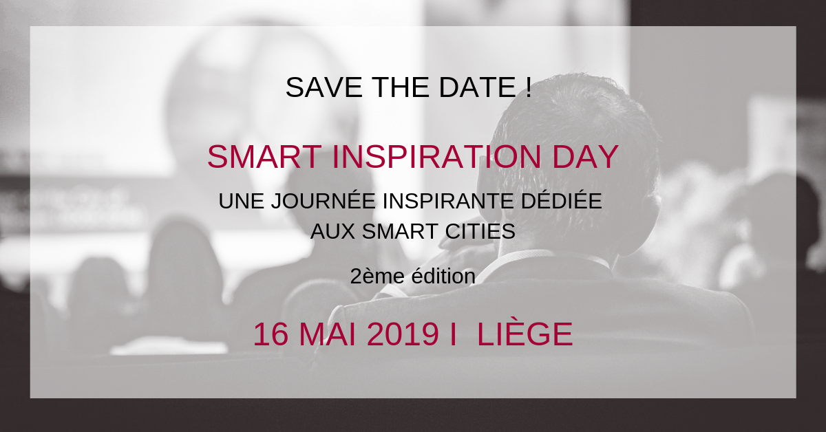 Save the Date Smart Inspiration Day 2019